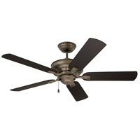 Emerson Fans Veranda Outdoor Ceiling Fan in Vintage Steel CF552VS
