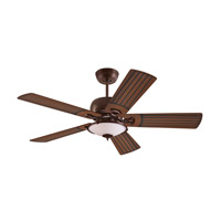Emerson Low Profile 3 Light Fan Light Kit in Oil Rubbed Bronze LK53VNB