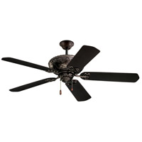 Emerson CF670ORB Devonshire 52 inch Oil Rubbed Bronze with All Weather Oil Rubbed Bronze Blades Indoor-Outdoor Ceiling Fan alternative photo thumbnail