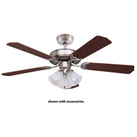 Emerson Turtle Fitter 3 Light Fan Accessory in Brushed Steel F330BS