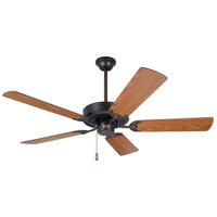 Emerson CF700ORB Builder 52 inch Oil Rubbed Bronze with Dark Cherry/Medium Oak Blades Ceiling Fan  alternative photo thumbnail
