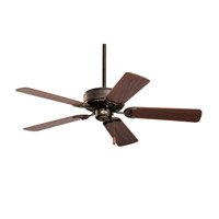 Emerson Fans 42in Northwind Ceiling Fan in Oil Rubbed Bronze with Dark Cherry/Walnut Blades CF704ORB