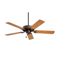 Emerson Fans 52in Northwind Ceiling Fan in Oil Rubbed Bronze with Medium Oak/Dark Cherry Blades CF705ORB photo thumbnail