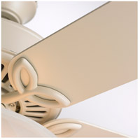 Emerson CF712AW Pro Series 50 inch Antique Brass with Summer White/Bleached Oak Blades Ceiling Fan in Alabaster Swirl alternative photo thumbnail