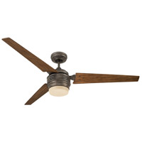 Emerson CF766LVS 4th Avenue 60 inch Vintage Steel with Riverwash Blades Indoor Ceiling Fan in Vintage Cream