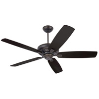 Emerson Fans Carrera Ceiling Fan in Golden Espresso with Chocolate and Dark Cherry Blades CF784GES
