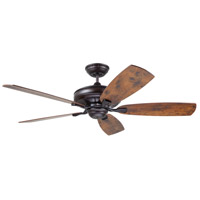 Carrera Grande 72 inch Oil Rubbed Bronze Indoor Ceiling Fan, Blades Sold Separately