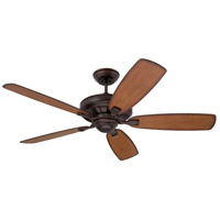 Carrera Grande Eco 72 inch Venetian Bronze Indoor-Outdoor Ceiling Fan, Blades Sold Separately