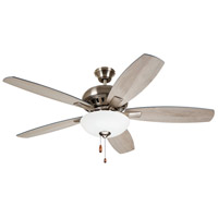 Emerson CF835AP DC Builder 52 inch Antique Pewter with Charcoal/Timber Gray Blades Indoor Ceiling Fan, Pro Series