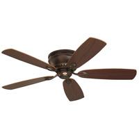 Emerson CF905VNB Prima Snugger 52 inch Venetian Bronze with Dark Cherry/Walnut Blades Ceiling Fan