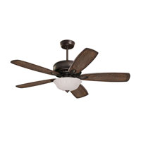 Emerson Grande 3 Light Fan Glass in Oil Rubbed Bronze LK141ORB