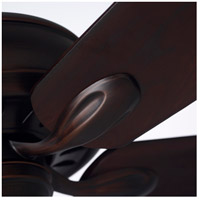 Avant Eco 72 inch Venetian Bronze Ceiling Fan, Blades Sold Separately