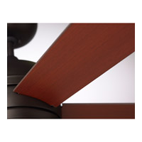 Emerson Cf930orb Atomical 52 Inch Oil Rubbed Bronze With Mahogany Blades Indoor Outdoor Ceiling Fan