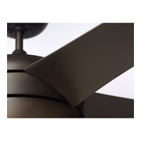 Emerson CF955ORB Midway Eco 54 inch Oil Rubbed Bronze Ceiling Fan in Sandstone alternative photo thumbnail