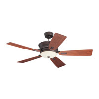Emerson Highgrove 2 Light Ceiling Fan in Venetian Bronze CF990VNB