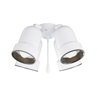 Signature 4 Light Appliance White Fan Light Kit
