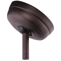 Signature Oil Rubbed Bronze Fan Slope Ceiling Kit