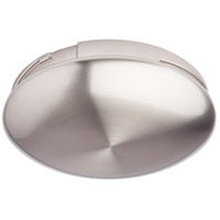 Emerson CP315BS Lindbergh Brushed Steel No-Light Plate