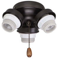 Signature 3 Light Oil Rubbed Bronze Fan Fitter