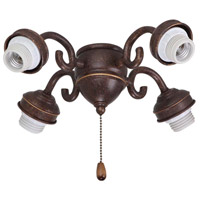 Emerson F490GBZ Signature 4 Light Gilded Bronze Fan Fitter