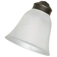 Signature Frosted Ice Glass Glass Shade