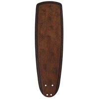 Signature Heritage Walnut set of 5 Fan Blade