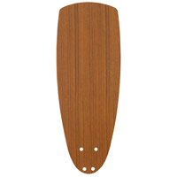 Emerson Fans 22in Accessory Blade Fan Blades in Teak (Set of 5) G54TK