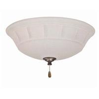 Emerson LK141VS Grande White 3 Light Vintage Steel Fan Light Kit