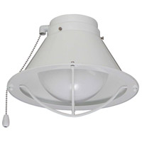 Seaside Lamp 1 Light Appliance White Fan Light Kit