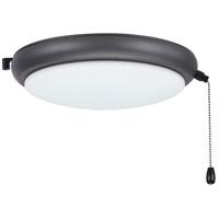 Emerson LK66WGRT Luna LED Graphite Indoor/Outdoor Fan Light Fixture