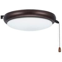 Emerson LK66WORB Luna LED Oil Rubbed Bronze Indoor/Outdoor Fan Light Fixture