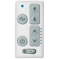 Emerson Fans Six-Speed LED Wall Control Fan Acessory in White SW605