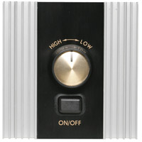 Emerson SW82 Infinity Black Ceiling Fan Control photo thumbnail
