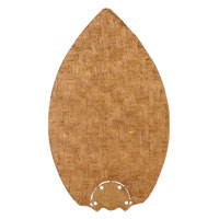 Emerson Fans Tommy Bahama Fan Blades in Earthtone Rattan (Set of 5) TB515ER photo thumbnail