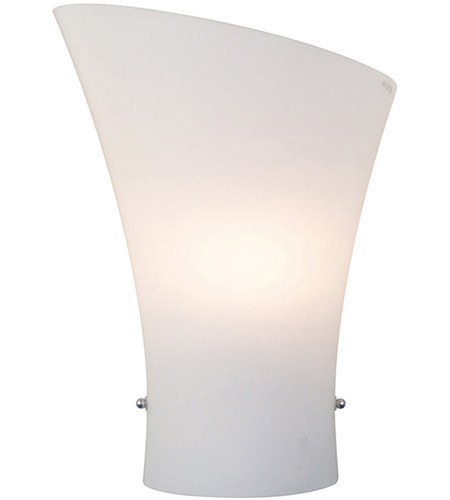 ET2 E20413-09 Conico 1 Light 9 inch Satin Nickel Wall Sconce Wall Light photo
