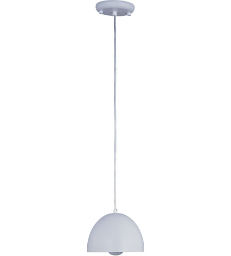ET2 Domus 1 Light Mini Pendant in White E20481-WT photo