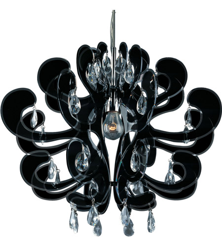 ET2 Carnivale 1 Light Pendant in Polished Chrome E20513-62 photo