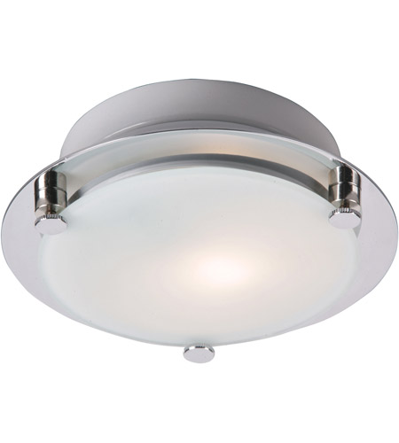 ET2 Piccolo 1 Light Wall Sconce in Satin Nickel and Polished Chrome E20533-09 photo