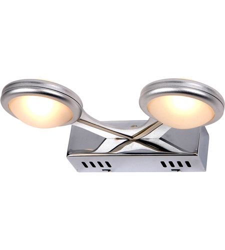 ET2 E20932-09 ET2 Silhouette 2-Light Wall Mount in Polished Chrome E20932-09  photo