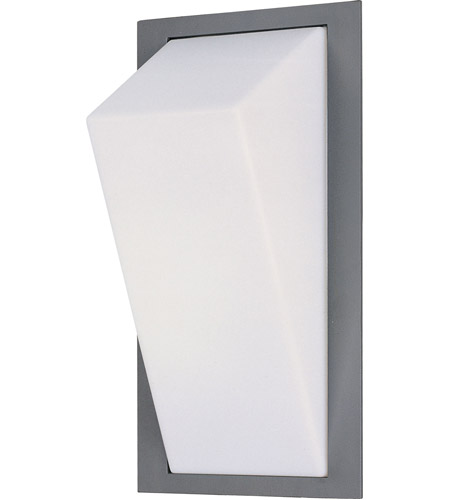 ET2 Zenith II 2 Light Outdoor Wall Mount in Platinum E21052-61PL photo