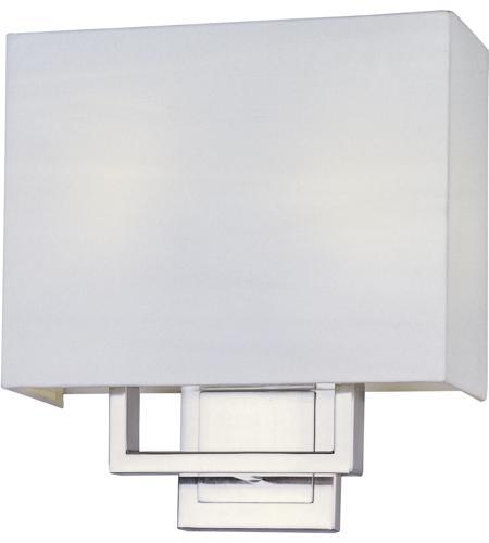 ET2 E21081 01SN Edinburgh LED 12 Inch Satin Nickel ADA Wall Sconce Light
