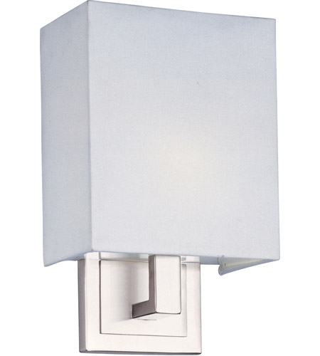 ET2 E21093-01SN Edinburgh II 1 Light 7 inch Satin Nickel ADA Wall Sconce Wall Light photo