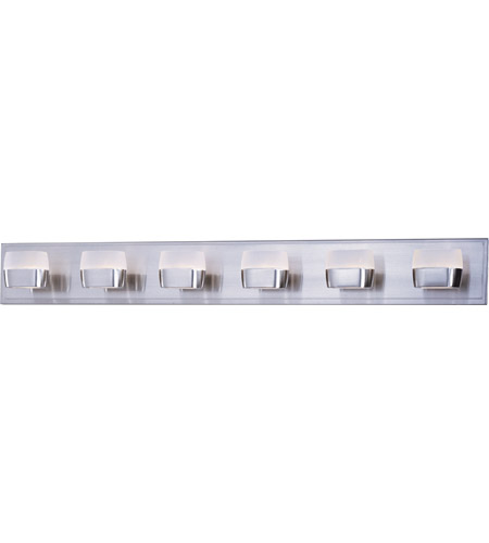 ET2 Ellipse 6 Light Bath Light in Satin Nickel E21136-11SN photo