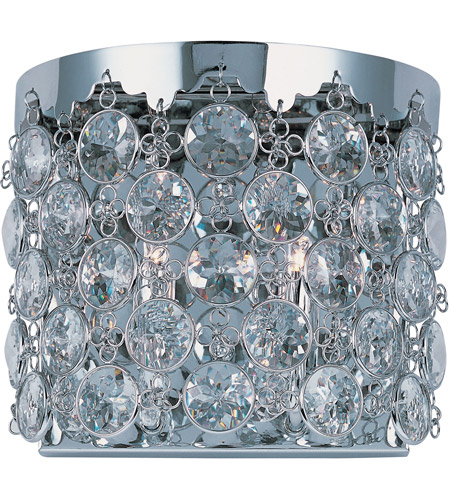 ET2 Dazzle 2 Light Wall Sconce in Polished Chrome E21157-20PC photo
