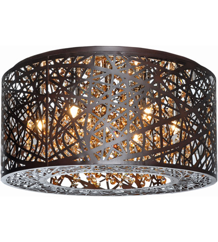 Et2 e21300 10bz inca 7 light 16 inch bronze flush mount ceiling et2 e21300 10bz inca 7 light 16 inch bronze flush mount ceiling light in without bulb cognac aloadofball