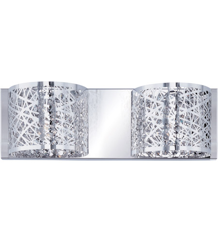 ET2 Inca 2 Light Bath Light in Polished Chrome E21311-10PC photo