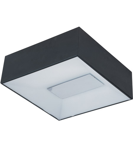 ET2 Collage Flush Mount in Black E21362-61BK photo