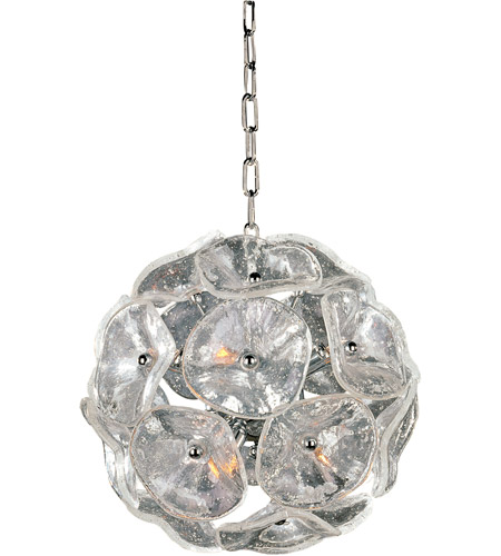ET2 Cassini 8 Light Pendant in Polished Chrome E22090-28 photo