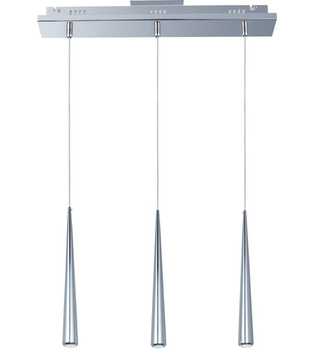 ET2 Polished Chrome Metal Island Lights