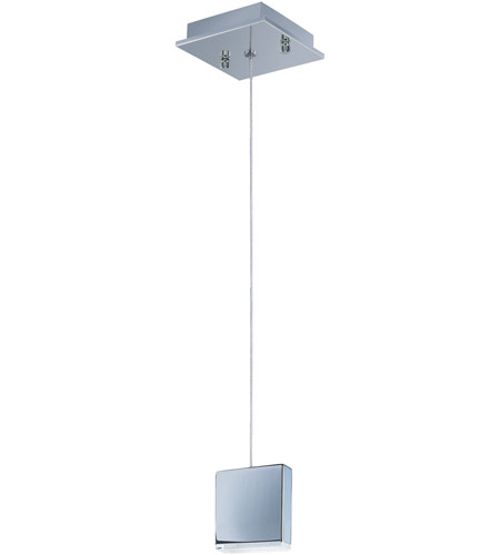 ET2 Brick 1 Light Mini Pendant in Polished Chrome E22260-61PC photo
